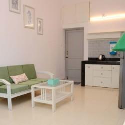 Sea View Studio Apartment Donapaula