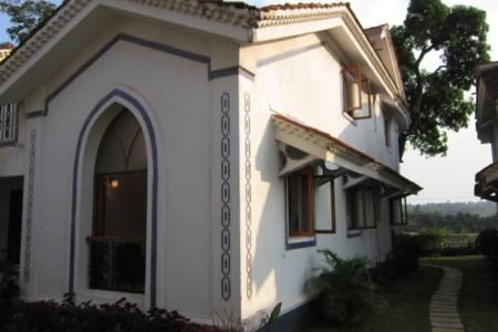 2bhk Duplex Villa Riveira Foothills Arpora